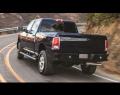 TrailFX  Heavy Duty Rear Bumper