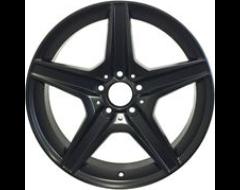 Rim Alloy M10 Series Wheels - Matte Black