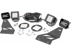 Rough Country Fog Light Assembly
