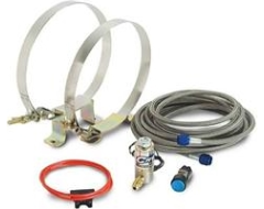 Design Engineering Universal Carbon Dioxide Installation kits