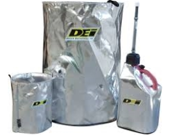 Design Engineering Universal Reflective Fuel Tank Covers