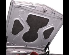 Design Engineering Universal Black UnderHood Thermal Acoustic Liner