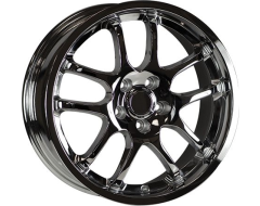 Ceco Wheels Series IN-02 - Chrome