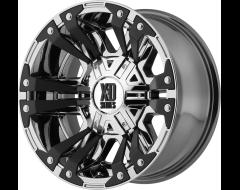 XD Wheels XD822 MONSTER II - PVD
