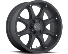 Black Rhino Wheels Glamis - Matte Black