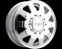Mayhem Wheels 8181 - POLISHED