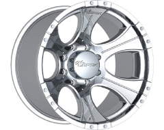 Dick Cepek Wheels DC-1 - Silver