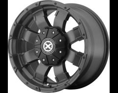 ATX Series Wheels AX191 SHACKLE - Textured Black