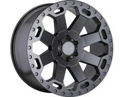 Black Rhino Wheels Warlord - Matte Gunmetal