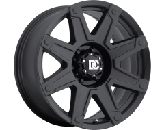 Dick Cepek Wheels DC Terrain - Black