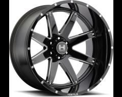 Hostile Wheels Alpha - Blade Cut