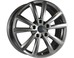 Ceco Wheels Series 471 - Gunmetal
