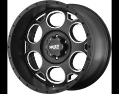 MOTO METAL Wheels MO964 - Satin Black Milled