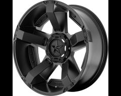XD Wheels XD811 ROCKSTAR II - Matte Black