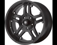 ATX Series Wheels AX181 ARTILLERY - Cast Iron Black