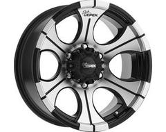Dick Cepek Wheels DC-2 - Gloss Black