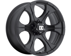 Dick Cepek Wheels DC Blackout - Black