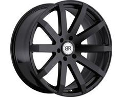 Black Rhino Wheels Traverse - Matte Black