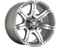 Dick Cepek Wheels Gun Metal 7 - Gray