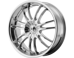HELO Wheels HE845 - Chrome