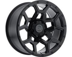 Black Rhino Wheels Overland - Matte Black