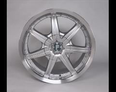 FX Wheels 220 Series - Chrome