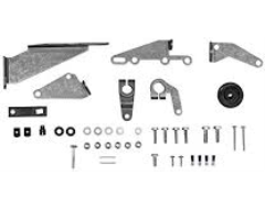 Hurst Universal Auto Trans Shift Lever Installation Kit