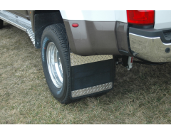 Owens Products Custom Fit Classic Series Mudflaps