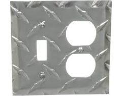 Owens Products Universal Electrical Outlet Covers