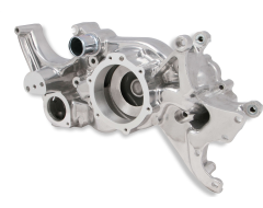 Holley Universal Water Pump Housing