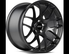 Apex PS-7 Wheels - Satin Black