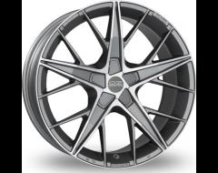 OZ-Sparco Quaranta Wheels - Grigio Corsa Diamond Cut