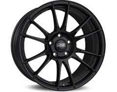 OZ-Sparco Ultraleggera Wheels - Matte Dark Graphite