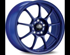 OZ-Sparco Alleggerita HLT 5F Wheels - Matte Blue