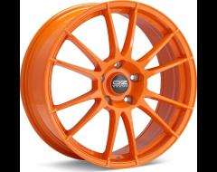 OZ-Sparco Ultraleggera HLT Wheels - Orange