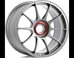 OZ-Sparco Superforgiata CL Wheels - Grigio Corsa Con Scritte Di Fresatura