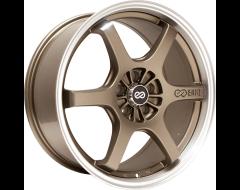 Enkei SR6 Wheels - Matte Bronze