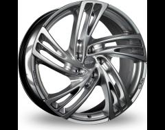 OZ-Sparco Sardegna X Wheels - Chrystal Titanium