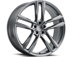 Vision 475 Clutch Wheels - Gunmetal