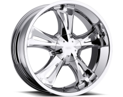 Milanni 554 Bitchin Wheels - Chrome