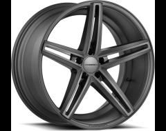 Vossen CV5 Wheels - Matte Graphite