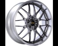 BBS RSGT Wheels - Diamond Black Polished