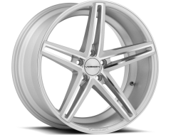 Vossen CV5 Wheels - Silver with Mirror Polish