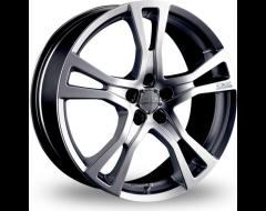 OZ-Sparco Palladio Wheels - Chrystal Titanium