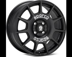 OZ-Sparco Sparco Terra Wheels - Matte Black