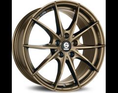 OZ-Sparco Sparco Trofeo 5 Wheels - Gloss Bronze