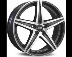 OZ-Sparco Energy Wheels - Matte Black with Diamond Cut