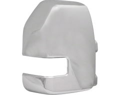 Coast To Coast International Chrome Exterior Mirror Covers