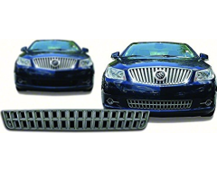 Coast To Coast International Bumper Grille Insert