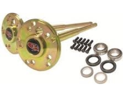 G2 Axle and Gear Placer Gold Rear Axle Kits